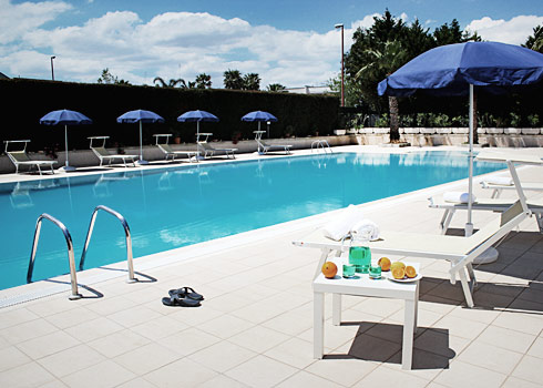 Oasi Salento - Pool overview