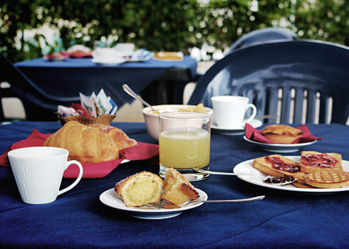 Oasi Salento - Breakfast Service