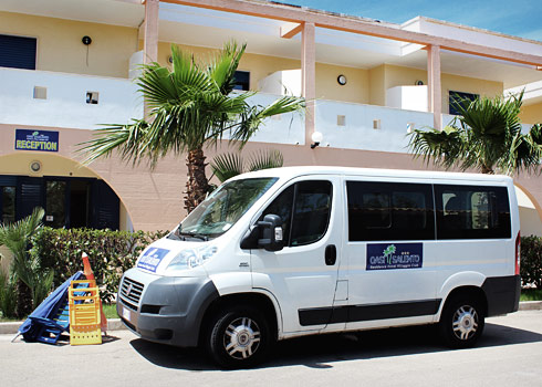 Oasi Salento - Shuttle Service Beaches