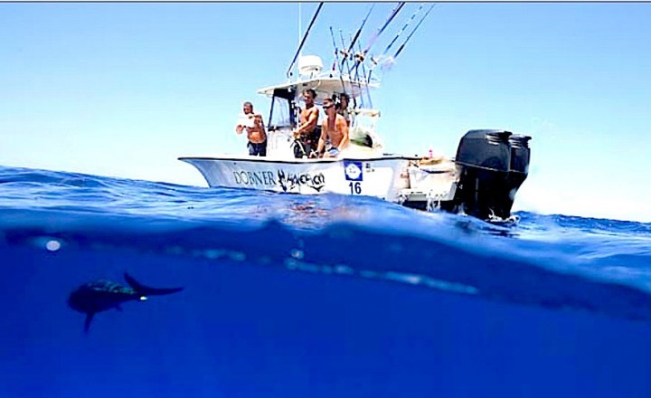 pesca turismo salento