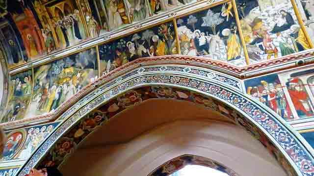 galatina_2, church of saint catherine of alexandria