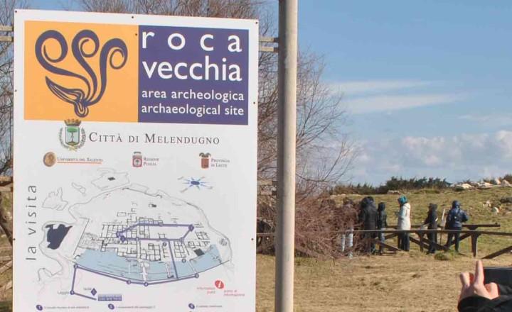 roca vecchia parco archeologico