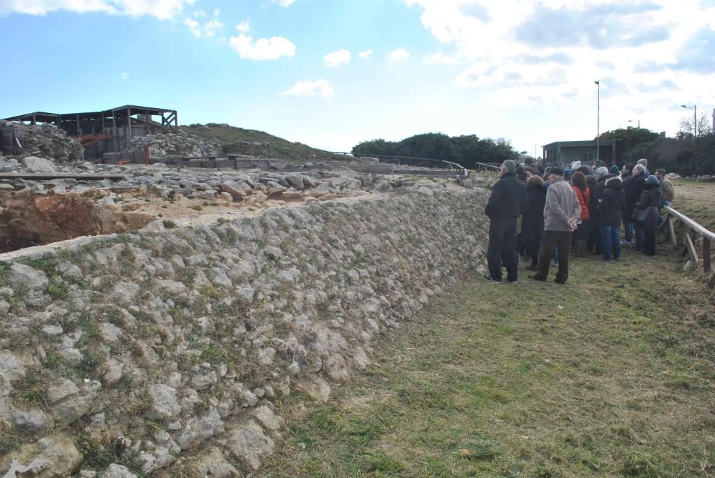 roca vecchia mura