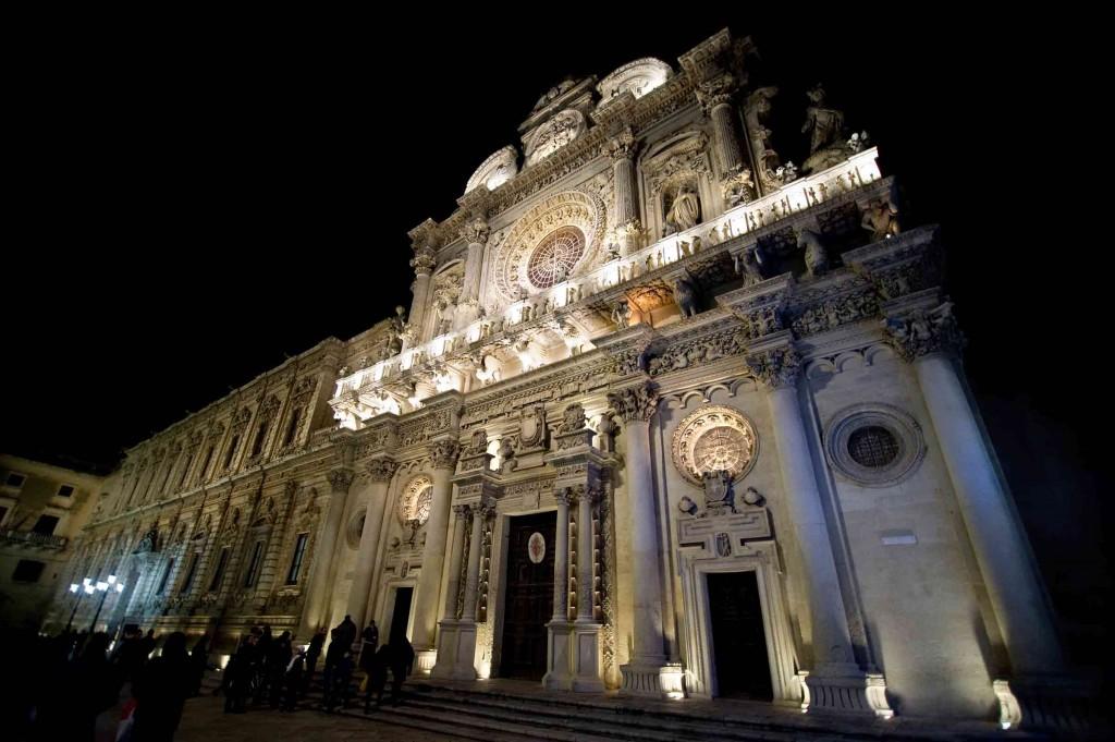 basilica di santa croce di lecce
